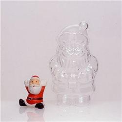 Санта-Клаус пластиковый, 130мм