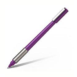 Шариковая ручка Line Style фиолетовый стержень, 0.8 мм
