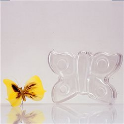 Бабочка пластиковая, 130мм