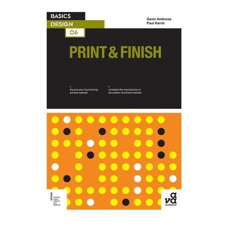 """Предпечатная подготовка. Серия """"Основы дизайна"""" / Print & Finish. Basics Design"""