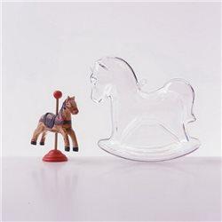 Лошадка пластиковая, 90мм