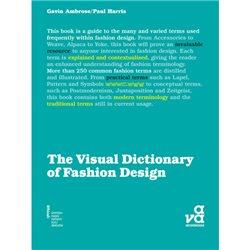 Визуальный словарь терминов модного дизайна / The Visual Dictionary of Fashion Design