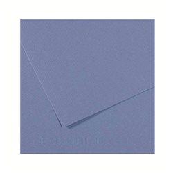 118.Бумага для пастели 50x65 Митант 160 г /голубой лед