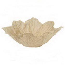 Ваза-цветок/ папье-маше/ 21,5 х 7 см
