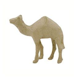 Верблюд / папье-маше/ 14х5х12 см