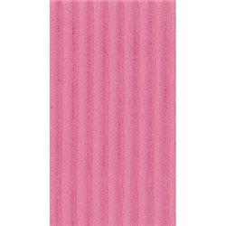 Картон цв. гофриров. мелкий. 230г/м, 50х70 см /Цикламен.