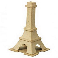 Эйфелева башня/ папье-маше/ 12,5 х 7,5 см