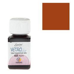 "Краски по стеклу ""Esprimo-Vetro Color"" №471 -коричневый/50мл"