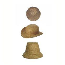 Набор из 3 шляпок/ папье-маше