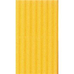 Картон цв. гофриров. средний. 300г/м, 50х70 см /Золотисто-желтый