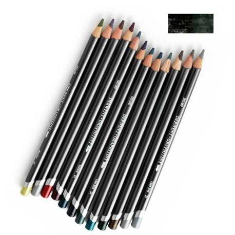 """Акваграфитный карандаш """"Graphitint"""" 20 Черный полночный"""