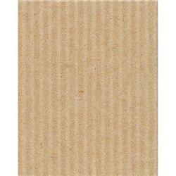 Картон цв. гофриров. средний. 300г/м, 50х70 см /Телесный