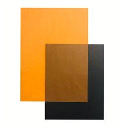 Калька цветная CANSON 5 л, A4, 100гр/м Оранжевая