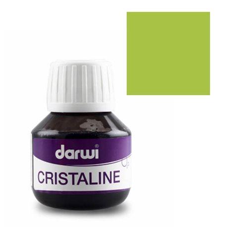 Чернила Зеленые светлые Darwi Cristaline 50 мл
