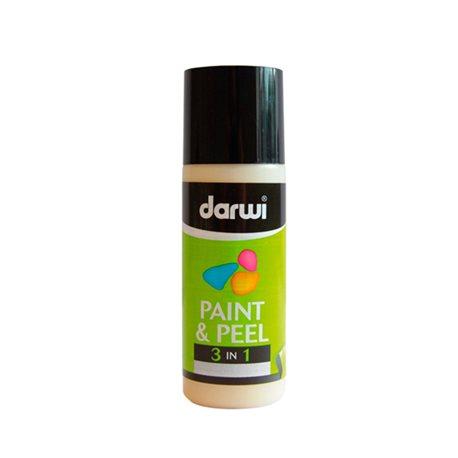 Краска трансфертная Paint & Peel/ Слоновая кость 80 мл