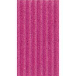 Картон цв. гофриров. средний. 300г/м, 50х70 см /Фуксия темная