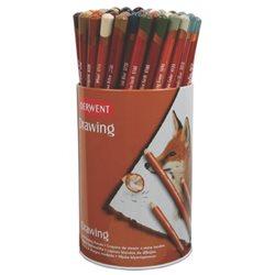 Комплект карандашей Drawing / 72 шт. в тубе