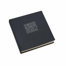 Блок черной бумаги 23х23 см, 90 гр. 96 листов