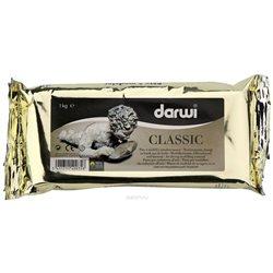 Модельная масса DARWI-CLASSIC/белая/1кг