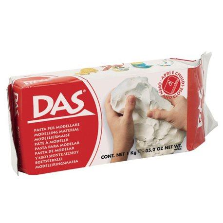 Паста для моделирования Das 1000 гр. белая