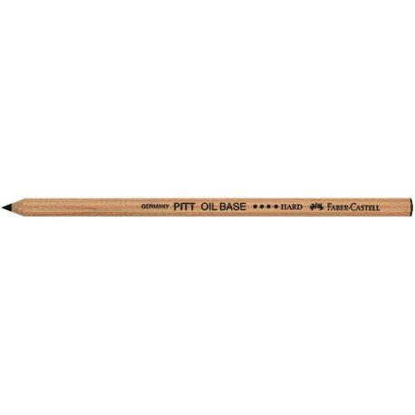 Черный карандаш PITT OIL BASE /тверд.