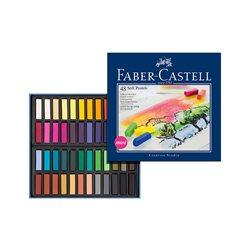 Набор сухой пастели GOFA Faber Castell - половинки 48 цв.