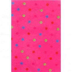 Бумага для техники DECOPATCH 30х40 / Разноцветн.горошек