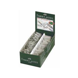 Ластик- колпачок GRIP 2001 Faber-Castell, серый
