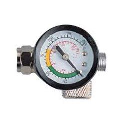 Регулятор давления с манометром для краскораспылителя