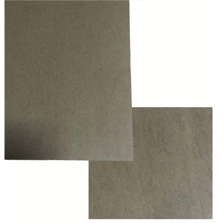 Бумага для пастели 70х100см Ingres 90 г / Cenere