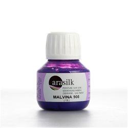 Краска для росписи шелка Dupont Arasilk/ Мальва