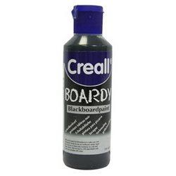 Краска для меловых досок Creall-Boardy/черный/80мл