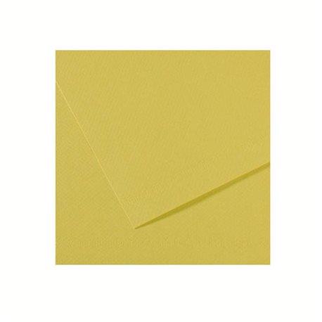 107.Бумага для пастели 50x65 Митант 160 г /анис