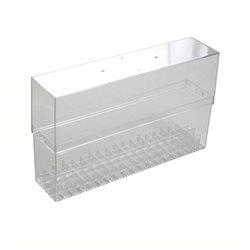Пластик.переносной контейнер на 72 маркера Ciao