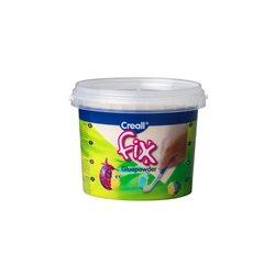 Клей Creall-fix Havo порошковый на основе целлюлозы, для прикладного творчества/ 500 гр