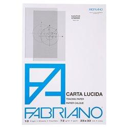 """Калька """"Carta Lucida"""" A4, 72 гр, склейка"""