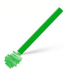 Пастель Polychromos цвет 166 зеленая трава