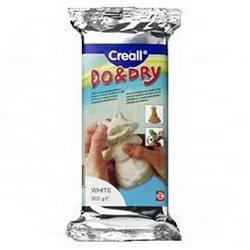Масса самоотверждаемая Creall Do&Dry Havo/ Белая 500 гр