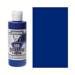 Краска Jacquard Airbrush Color синий прозрачный 118мл
