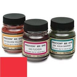 Краситель порошковый Procion MX Dye /огненно-красный