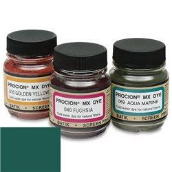 Краситель порошковый Procion MX Dye /зеленый