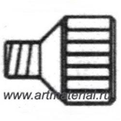 """Переходник (ВР1\8"""") - (НР Badger, Reevel и др.)"""