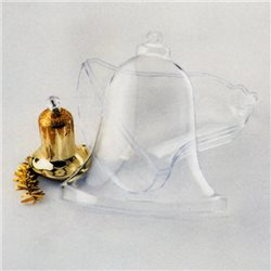 Колокольчик пластиковый, 90мм