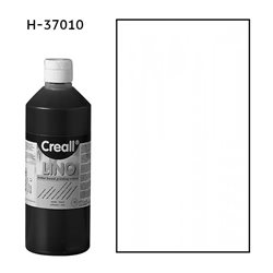 Краска для линогравюры Creall-Lino/белый/250мл