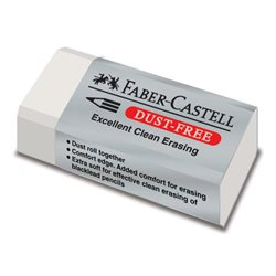 Ластик Dust-Free Faber-Castell