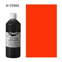 Краска для линогравюры Creall-Lino/красный светлый/250мл