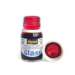 Краска по стеклу Darwi Glass Карминовая 30 мл
