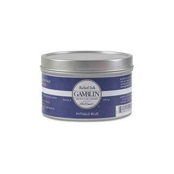 Краска для высокой печати Gamblin Relief Ink Синий фтало