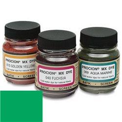 Краситель порошковый Procion MX Dye /ярко-зеленый