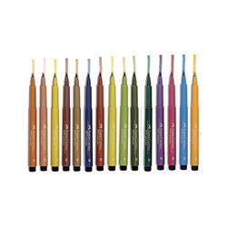 Капиллярная ручка PITT ARTIST PEN BRUSH, темно-неаполитанская желтизна